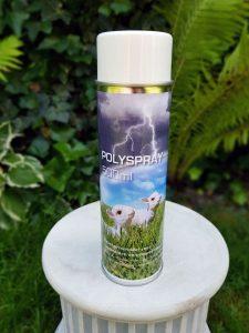 Beschermlak Spray voor Tuinbeelden en Sokkels