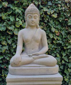 Boeddha-zittend-tuinbeeld-2