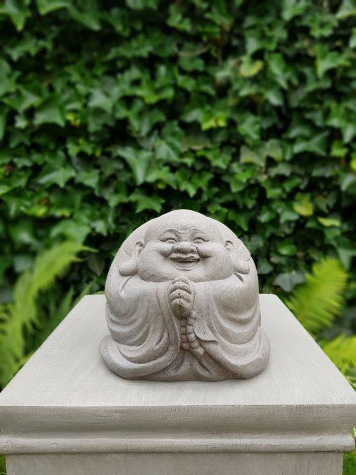 Lucky Boeddha Zittend 23cm