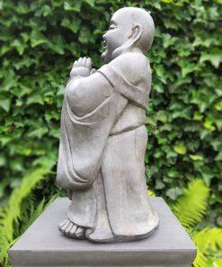 Boeddha Fontein Voor Buiten.Boeddha Tuinbeelden Groot En Klein Met En Zonder Water