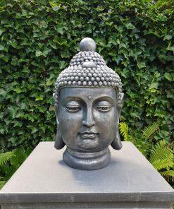 Boeddha hoofd 52 cm G400M-AS