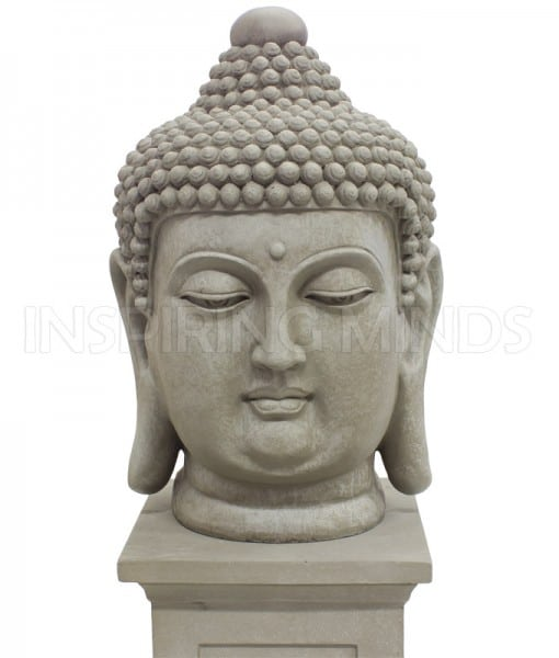 Boeddha hoofd 60cm 1