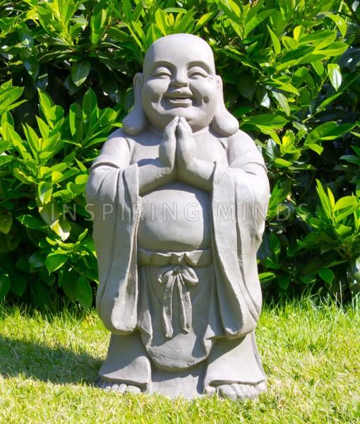 lucky boeddha staand 59cm 1