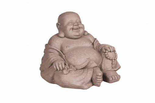 Dikbuik-boeddha-beeldje-26cm-grijs