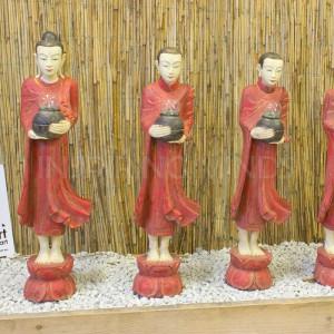 Boeddha vijf Discipelen 3
