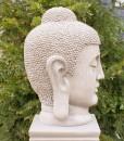 japans boeddha hoofd tuin 70cm tuin 2