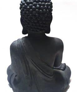 G817L-DG-Tuinbeeld-Boeddha-gerechtigheid-achterzijde-wit