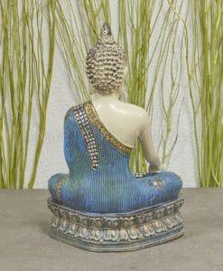 Thaise Boeddha blauw-3