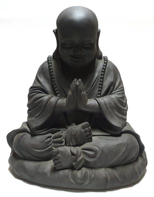 BOZ-538XL-Zittende-mediterende-boeddha-voorzijde