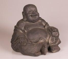 Boeddha dikbuik 26cm