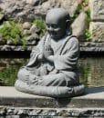 Tuinbeeld Boeddha meditatie