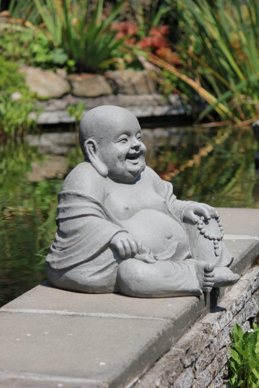 dikbuik-boeddha-grijs-26cm