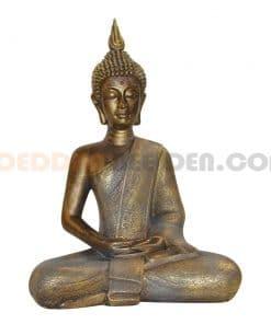 Thaise Boeddha bronskleurig