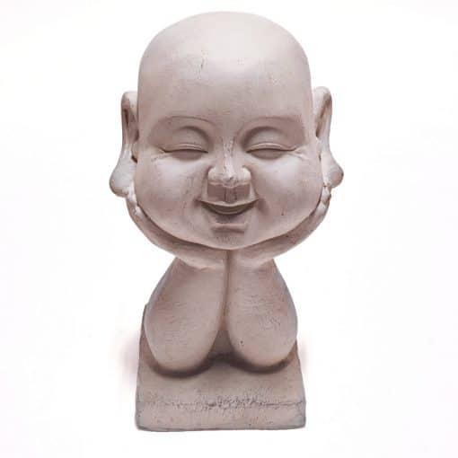 Boeddha-hoofd-op-handen-voorzijde