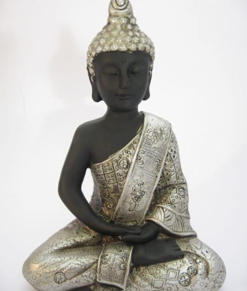 Thaise Meditatie Boeddha 18cm