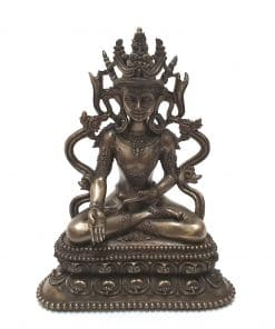 Ratnasambhava-Boeddha-voorzijde