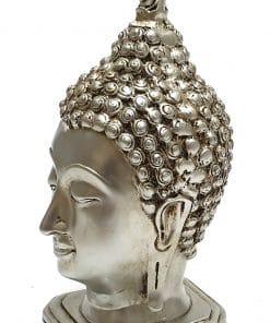 X0772-Sukhothai-Hoofd-zilver-linkerzijde
