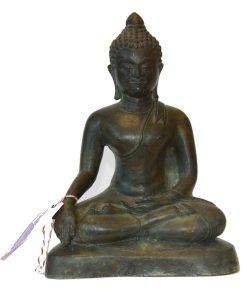Bronzen Boeddha Chiang Han