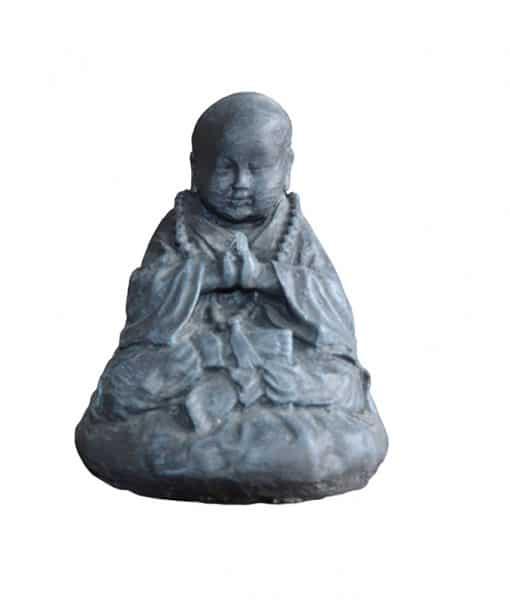 Monnik meditatie