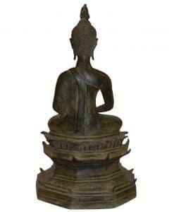 Laos beeld rug
