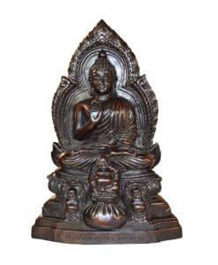 Boeddha decoratie zittend