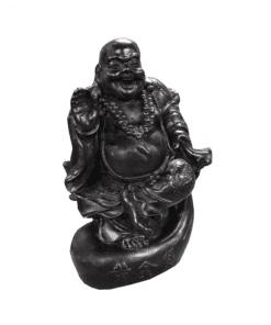 Boeddha op geldzak