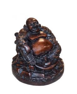Boeddha op goud