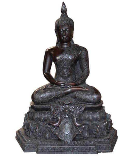 Thaise Boeddha lotushouding