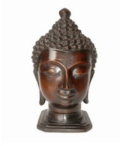 Chiang San Boeddha hoofd
