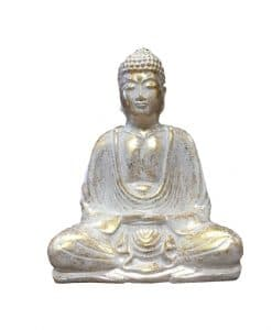 Boeddha lotushouding goud antiek