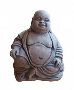 Boeddha dikbuik klein