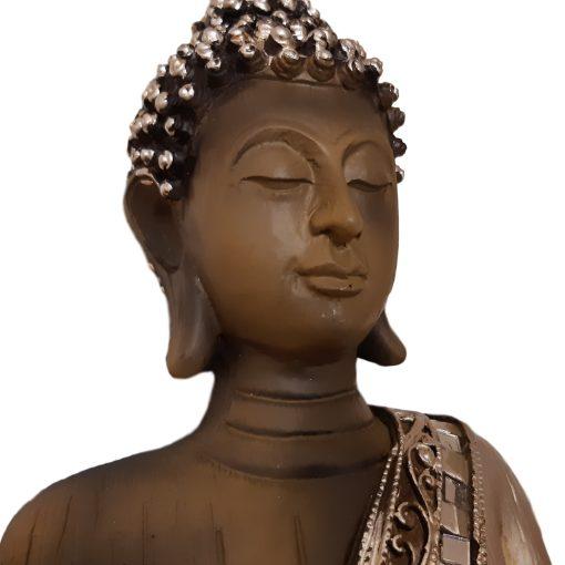 Boeddha zit verlichting van 35cm