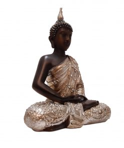 Thaise boeddha meditatie van 29cm