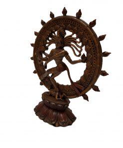 Shiva brons 23cm